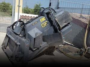 Accessoires et équipements travaux routiers d'occasion