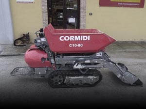 Mini dumper/ Brouettes à moteur d'occasion