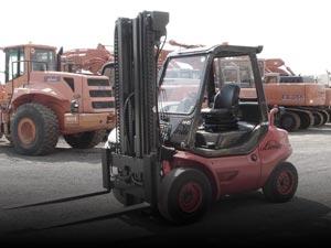 Chariots élévateur diesel et à gaz d'occasion