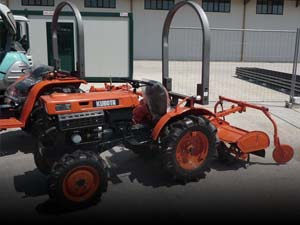 Micro Tracteur d'occasion
