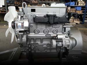 Moteur Diesel d'occasion