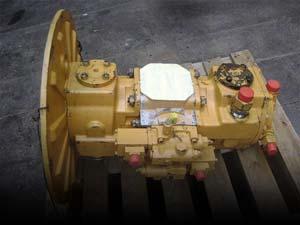 Pompe hydraulique d'occasion