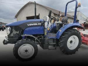 Tracteur Vigneron et Fruitier d'occasion