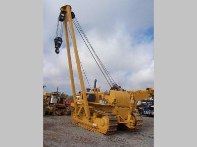 Caterpillar CAT 583 en vente par Monni Srl
