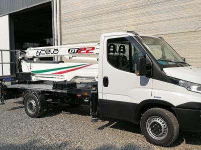 Cela DT22 en vente par Bini Roberto D.I.