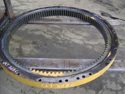 Couronne d'orientation pour Caterpillar 318 C en vente par PRV Ricambi Srl