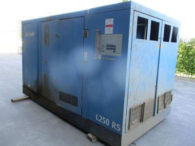 Compair L250 RS en vente par Machinery Resale