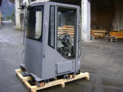 Cabine pour Hitachi Serie LX en vente par PRV Ricambi Srl