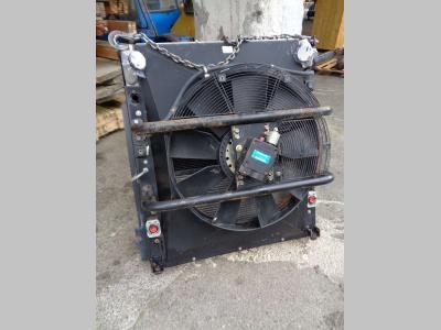 Radiateur pour Liebherr 924 B en vente par PRV Ricambi Srl