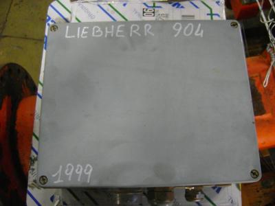 Boîte de Jonction pour Liebherr 904 en vente par PRV Ricambi