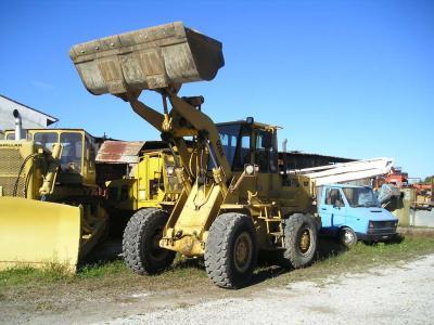 Caterpillar 926 en vente par Marconi & Figli M.M.T. Srl