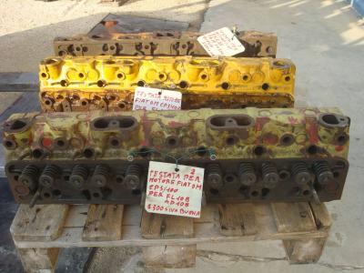 Culasse pour Fiat OM CP3/100 en vente par OLM 90 Srl