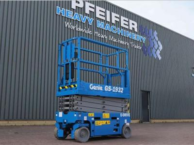 Genie GS1932 New And Available Directly From Stock en vente par Pfeifer Heavy Machinery