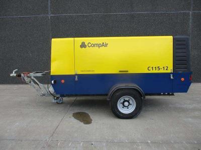 Compair C 115 - 12 - N en vente par Machinery Resale