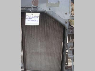 Radiateur eau pour Hitachi ZW220 en vente par OLM 90 Srl