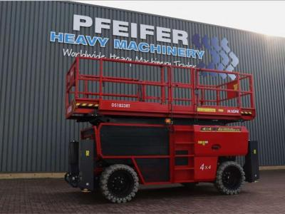 Magni DS1823RT New And Available Directly From Stock en vente par Pfeifer Heavy Machinery