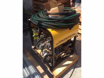 Atlas Copco Portable air compressors en vente par SVM Solutions