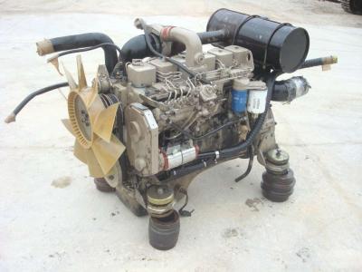 Moteur à combustion pour Fiat Hitachi 150W3 MARCA CUMMINS 6BT DA 116 KW en vente par OLM 90 Srl