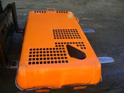 Capot de moteur pour Fiat Hitachi Ex 215 - 235 en vente par PRV Ricambi Srl