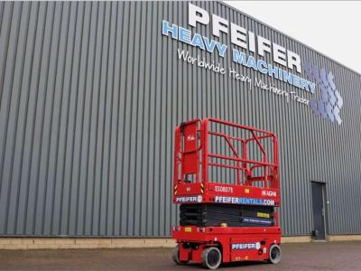 Magni ES0807E Available Directly From Stock en vente par Pfeifer Heavy Machinery