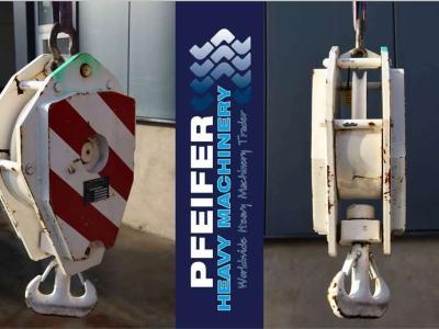 Demag 16t 16t en vente par Pfeifer Heavy Machinery