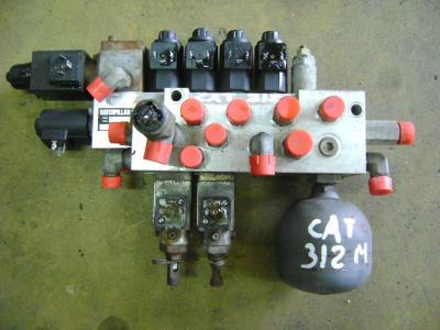 Caterpillar M 312 en vente par PRV Ricambi