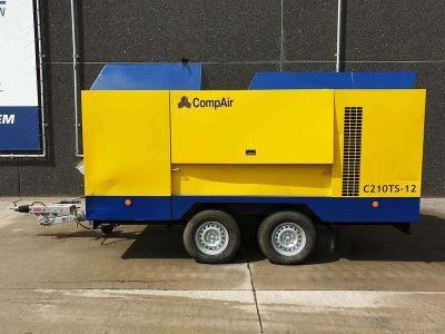 Compair C 210 TS - 12 - N en vente par Machinery Resale