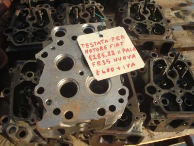 Culasse pour Fiat 8285.22 en vente par OLM 90 Srl