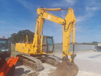 JCB JS 220 en vente par Piolanti srl
