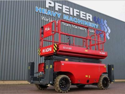 Magni ES1418RT New And Available Directly From Stock en vente par Pfeifer Heavy Machinery