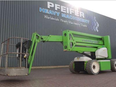 Niftylift HR17ND en vente par Pfeifer Heavy Machinery