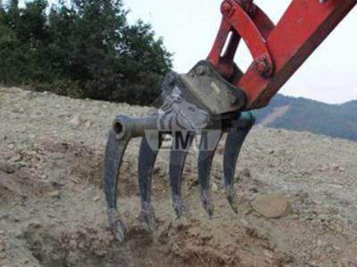 EMM Company Multiripper per escavatore 40-75 q.li en vente par EMM Company srl