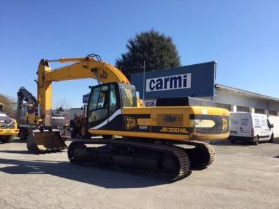JCB JS 330 NL en vente par Carmi Spa Oleomeccanica