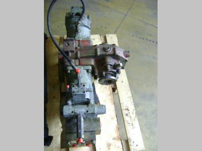 Komatsu Transmission pour Komatsu Pw 130 en vente par PRV Ricambi