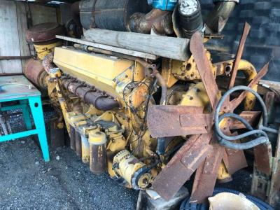 Caterpillar Moteur à combustion pour Caterpillar 992B en vente par K.M. Trading Srl