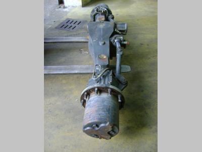 Komatsu Essieu Avant pour Komatsu Pw 130 en vente par PRV Ricambi