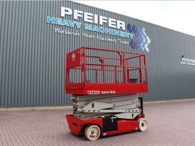 Mec 3247ES Electric en vente par Pfeifer Heavy Machinery