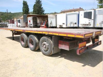 Adige portacontainer en vente par Bartoli Rimorchi S.p.a.