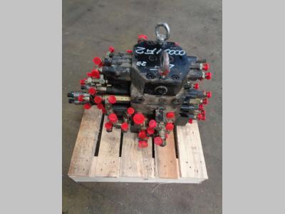 Distributeur hydraulique pour New Holland Kobelco E 80 en vente par PRV Ricambi Srl