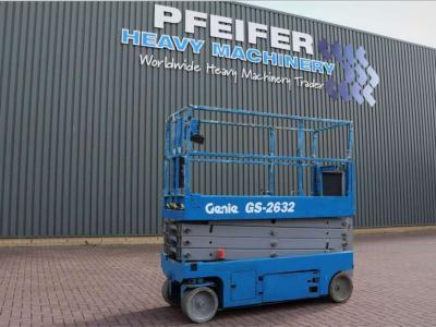 Genie GS2632 Electric en vente par Pfeifer Heavy Machinery