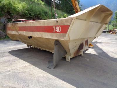 Caterpillar 740 B en vente par PRV Ricambi Srl