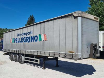 Wielton CENTINATO FRANCESE en vente par Bartoli Rimorchi S.p.a.
