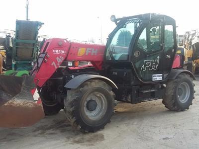 Faresin Handlers 7.45 en vente par Carmi Spa Oleomeccanica