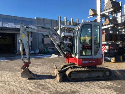 Takeuchi TB138FR en vente par General Car Srl