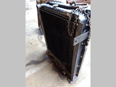 Radiateur eau pour Fiat Hitachi Ex 455 en vente par PRV Ricambi Srl