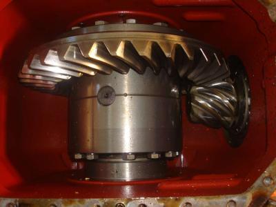Engrenage différentiel pour Fiat Hitachi W 130 en vente par OLM 90 Srl