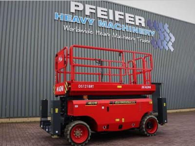 Magni DS1218RT New And Available Directly From Stock en vente par Pfeifer Heavy Machinery