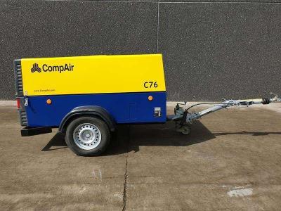 Compair C 76 - N en vente par Machinery Resale