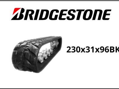Bridgestone 230x31x96 BK en vente par Cingoli Express