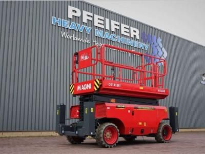 Magni DS1418RT New And Available Directly From Stock en vente par Pfeifer Heavy Machinery